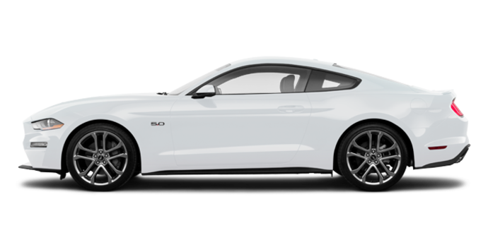 2018 Ford Mustang GT Premium Fastback | Photo 4 | Oxford White
