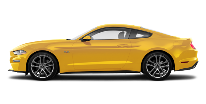 2018 Ford Mustang GT Premium Fastback | Photo 4 | Triple Yellow Tri-Coat