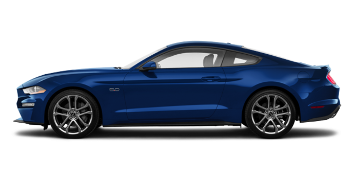 2018 Ford Mustang GT Premium Fastback | Photo 4 | Lightning Blue Metallic