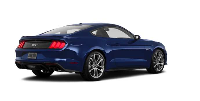 2018 Ford Mustang GT Premium Fastback | Photo 5 | Kona Blue