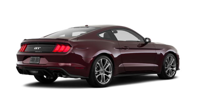 2018 Ford Mustang GT Premium Fastback | Photo 5 | Royal Crimson Metallic Tinted Clearcoat