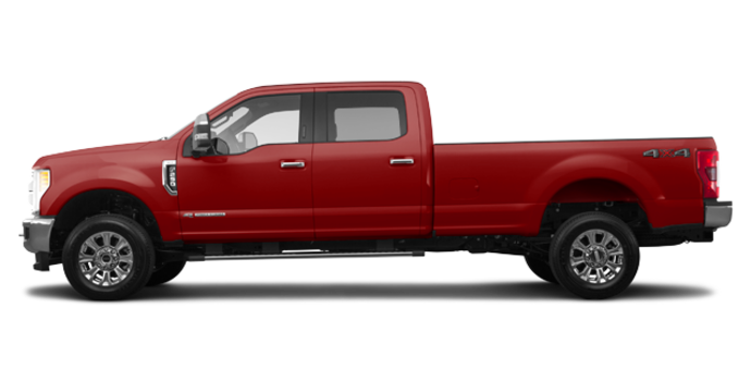 2018 Ford Super Duty F-250 XLT | Photo 4 | Ruby Red