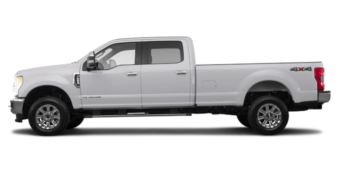 2018 Ford Super Duty F-250 XLT | Photo 4 | Ingot Silver