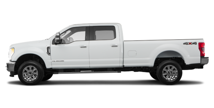 2018 Ford Super Duty F-250 XLT | Photo 4 | Oxford White
