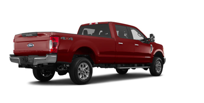 2018 Ford Super Duty F-250 XLT | Photo 5 | Magma Red