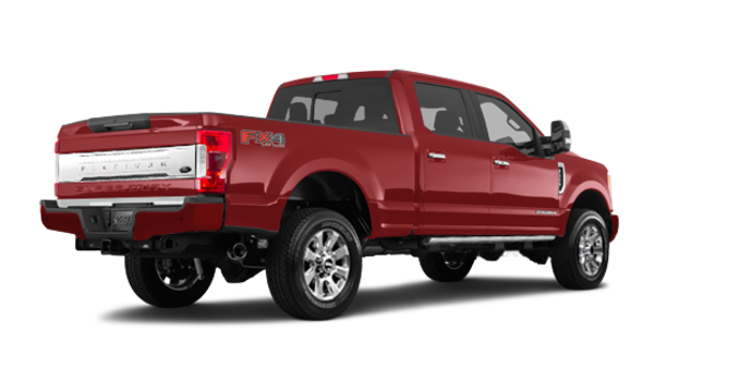 2018 Ford Super Duty F-350 PLATINUM | Photo 5 | Ruby Red