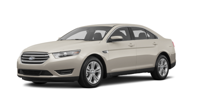 2018 Ford Taurus SEL | Photo 6 | White Gold