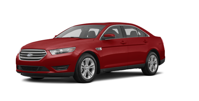 2018 Ford Taurus SEL | Photo 6 | Ruby Red Metallic Tinted Clearcoat
