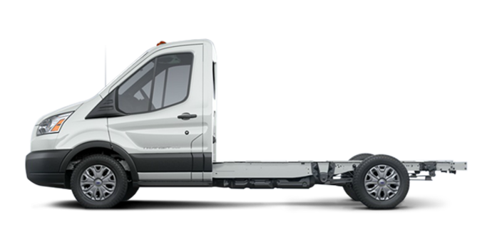 2018 Ford Transit CC-CA CHASSIS CAB | Photo 4 | Oxford White
