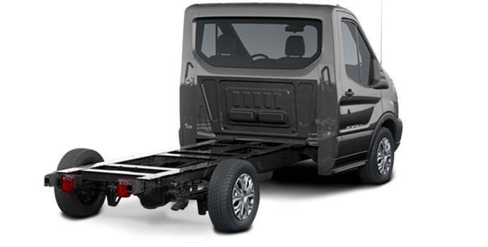 2018 Ford Transit CC-CA CHASSIS CAB | Photo 5 | Magnetic Metallic
