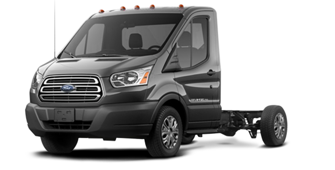 2018 Ford Transit CC-CA CHASSIS CAB | Photo 6 | Magnetic Metallic