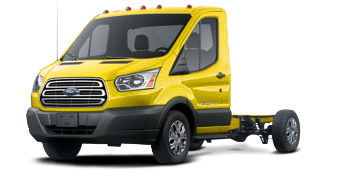 2018 Ford Transit CC-CA CHASSIS CAB | Photo 6 | School Bus Yellow