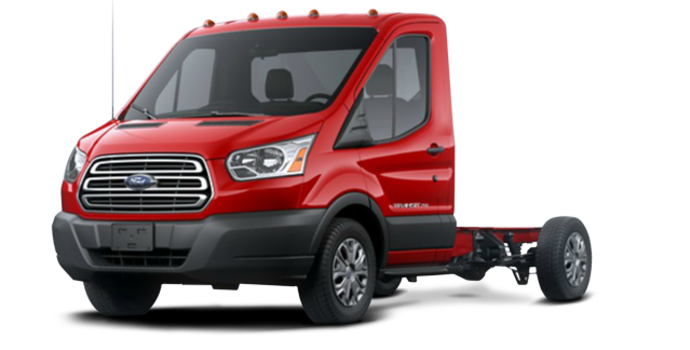 2018 Ford Transit CC-CA CHASSIS CAB | Photo 6 | Race Red
