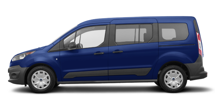 2018 Ford Transit Connect XL WAGON | Photo 4 | Deep Impact Blue Metallic