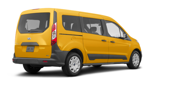 2018 Ford Transit Connect XL WAGON | Photo 5 | School Bus Yellow