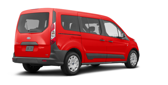 2018 Ford Transit Connect XL WAGON | Photo 5 | Race Red