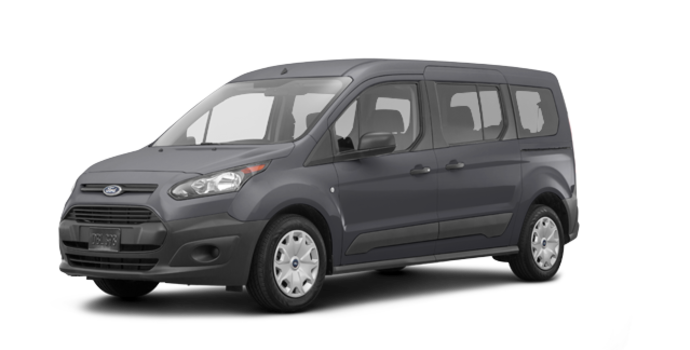 2018 Ford Transit Connect XL WAGON | Photo 6 | Magnetic Metallic
