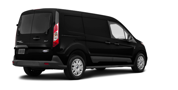 2018 Ford Transit Connect XLT VAN | Photo 5 | Shadow Black