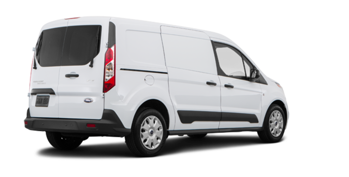 2018 Ford Transit Connect XLT VAN | Photo 5 | Frozen White