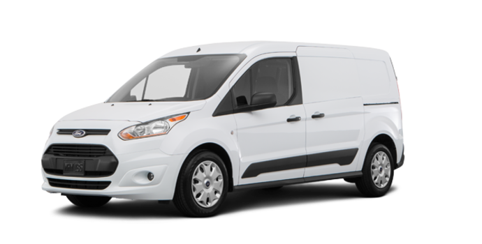 2018 Ford Transit Connect XLT VAN | Photo 6 | Frozen White