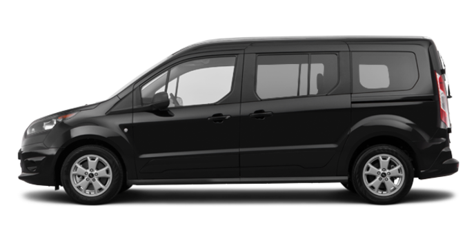 2018 Ford Transit Connect XLT WAGON | Photo 4 | Shadow Black