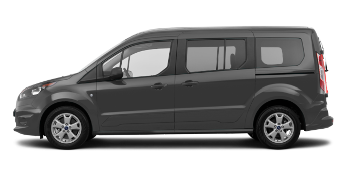 2018 Ford Transit Connect XLT WAGON | Photo 4 | Magnetic Metallic