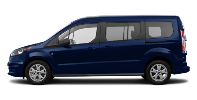 2018 Ford Transit Connect XLT WAGON | Photo 4 | Dark Blue