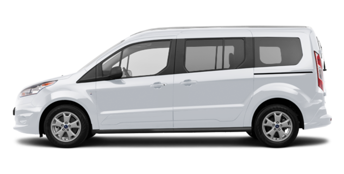 2018 Ford Transit Connect XLT WAGON | Photo 4 | Frozen White