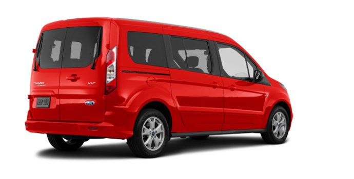2018 Ford Transit Connect XLT WAGON | Photo 5 | Race Red