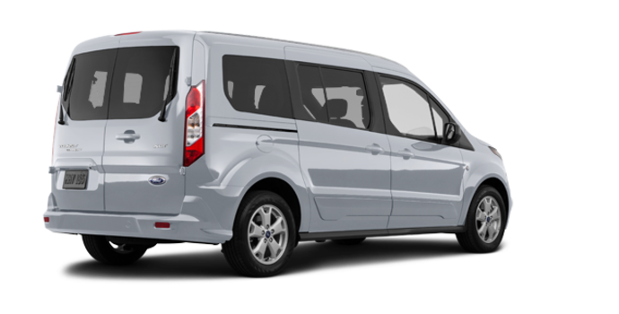 2018 Ford Transit Connect XLT WAGON | Photo 5 | Silver Metallic