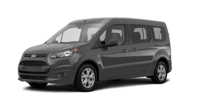 2018 Ford Transit Connect XLT WAGON | Photo 6 | Magnetic Metallic