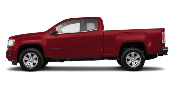 2018 GMC Canyon SLE | Photo 4 | Red quartz tintcoat