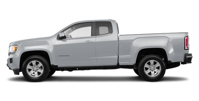 2018 GMC Canyon SLE | Photo 4 | Quicksilver Metallic