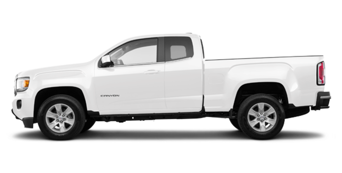 2018 GMC Canyon SLE | Photo 4 | Summit White