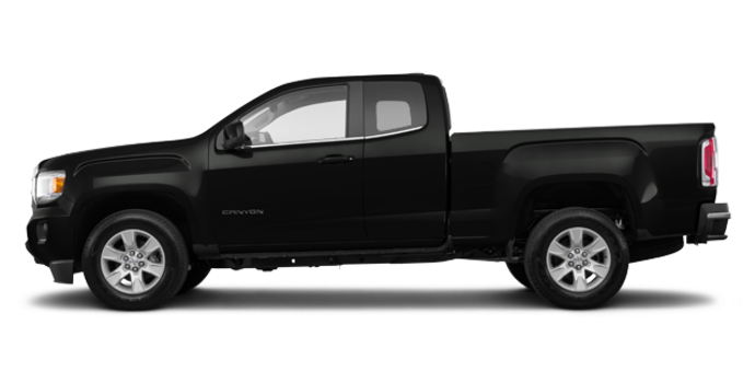 2018 GMC Canyon SLE | Photo 4 | Onyx Black