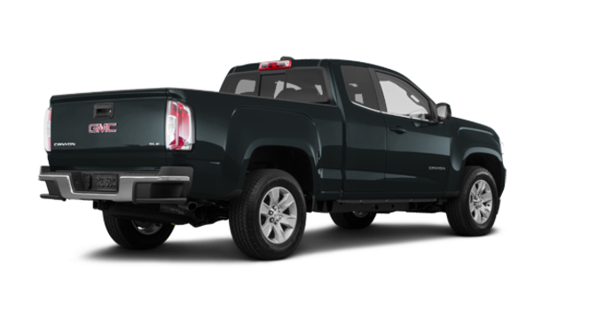 2018 GMC Canyon SLE | Photo 5 | Dark Slate Metallic