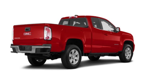 2018 GMC Canyon SLE | Photo 5 | Cardinal Red