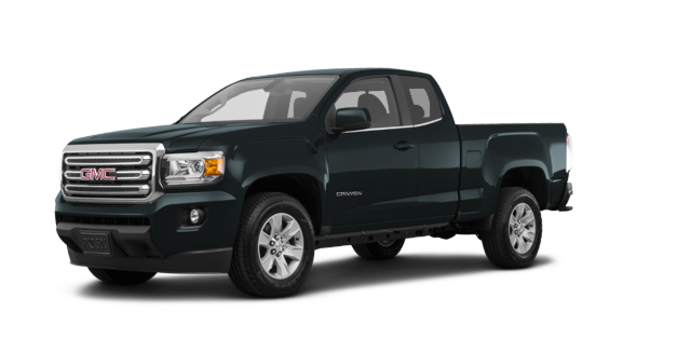 2018 GMC Canyon SLE | Photo 6 | Dark Slate Metallic