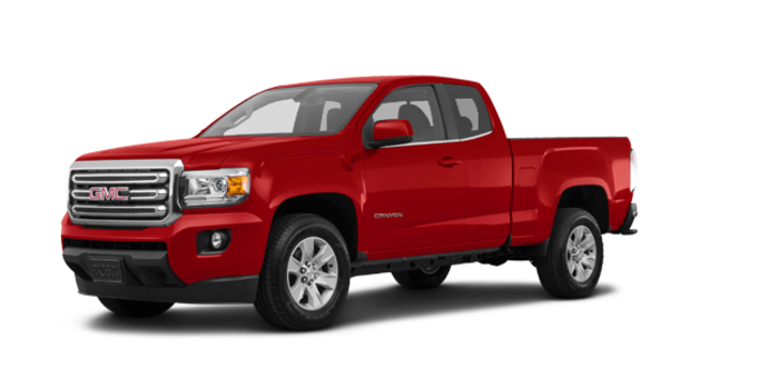 2018 GMC Canyon SLE | Photo 6 | Cardinal Red