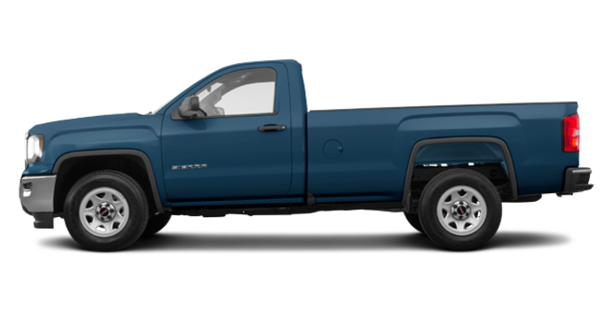 2018 GMC Sierra 1500 BASE | Photo 4 | Stone Blue Metallic