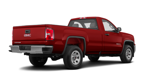 2018 GMC Sierra 1500 BASE | Photo 5 | Cardinal Red