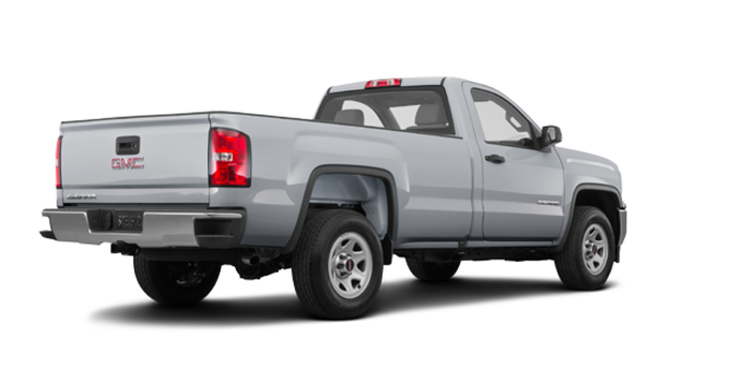 2018 GMC Sierra 1500 BASE | Photo 5 | Quicksilver Metallic