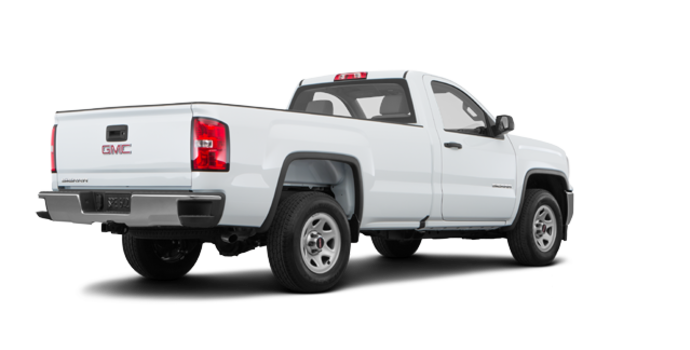 2018 GMC Sierra 1500 BASE | Photo 5 | Summit White