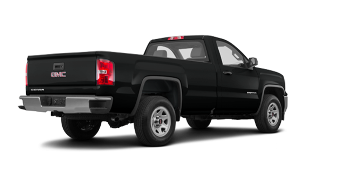 2018 GMC Sierra 1500 BASE | Photo 5 | Onyx Black