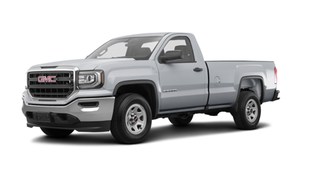 2018 GMC Sierra 1500 BASE | Photo 6 | Quicksilver Metallic