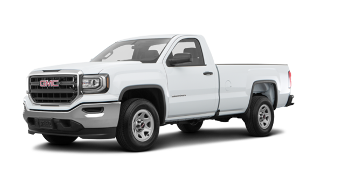 2018 GMC Sierra 1500 BASE | Photo 6 | Summit White