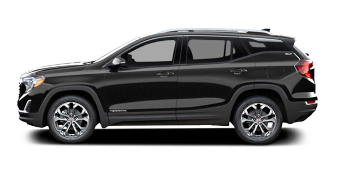 2018 GMC Terrain SLT | Photo 4 | Ebony Twilight Metallic