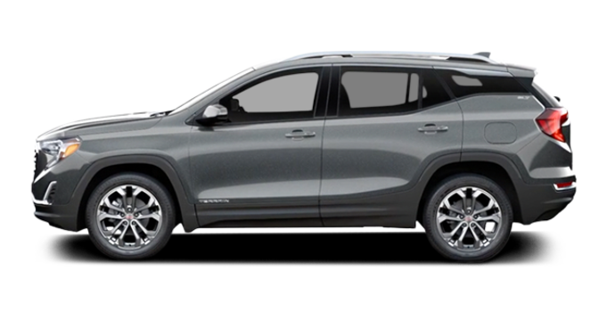 2018 GMC Terrain SLT | Photo 4 | Graphite Grey Metallic