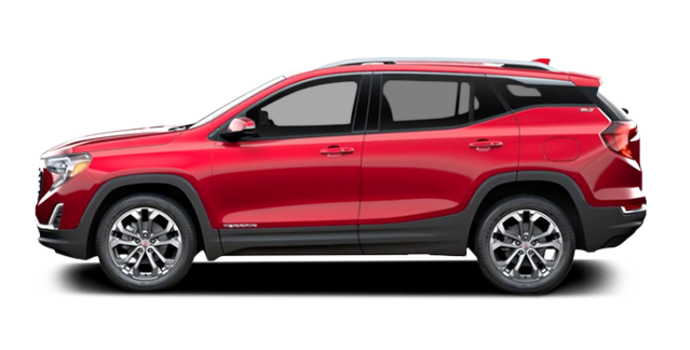 2018 GMC Terrain SLT | Photo 4 | Red quartz tintcoat