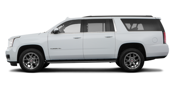 2018 GMC Yukon XL SLT | Photo 4 | Summit White